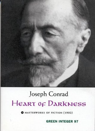 Heart of Darkness by Joseph Conrad poster
