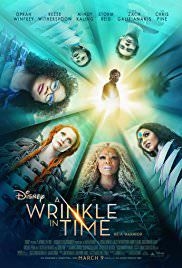 A Wrinkle in Time 2018 movie poster