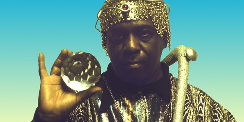 Sun Ra : From Afrofuturism to Black Panther