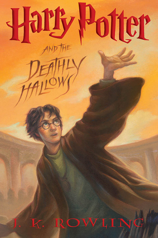 Harry Potter and the Deathly Hallows (Harry Potter 7) PDF eBook poster