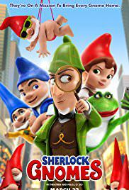 Sherlock Gnomes (2018) full movie poster