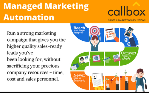 Callbox Managed Marketing Automation - from hassle to muscle