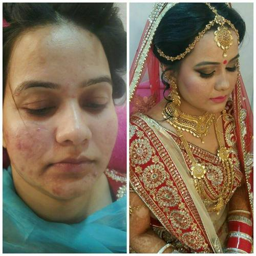 Best and affordable Lakme salon in Patna