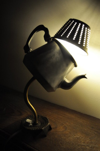 Five o'clock lamp
