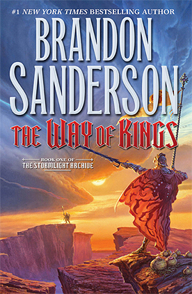 The Way of Kings (The Stormlight Archive 1) by Brandon Sanderson PD...