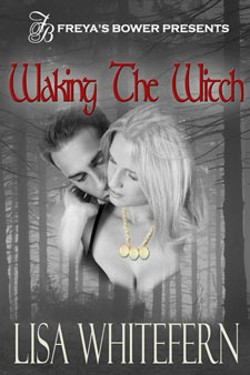 Waking the Witch by Lisa Whitefern PDF eBook Poster