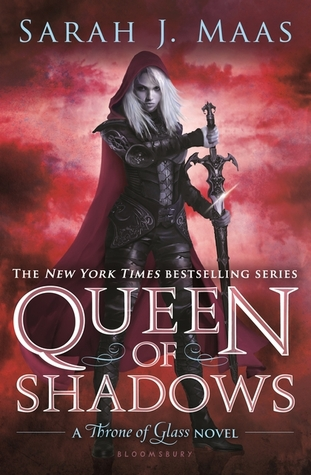 Queen of Shadows (Throne of Glass 4) PDF Poster