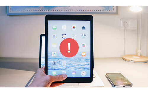 Apple iPad: What to do to a frozen iPad
