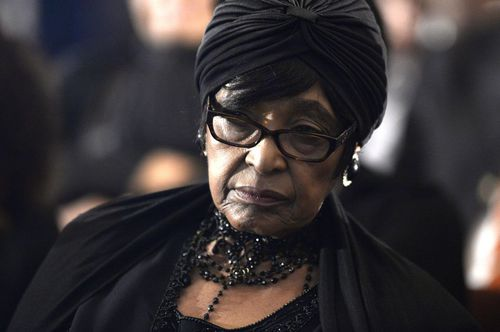 L'activiste anti-apartheid Winnie Mandela est morte