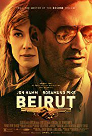 Beirut 2018 movie poster