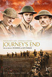 Journey's End (2017) Movie poster