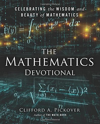 The Mathematics Devotional by Clifford A. Pickover PDF cover