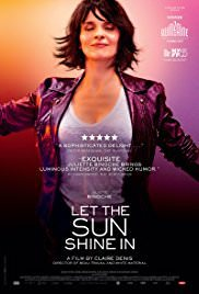 Let the Sunshine In 2017 movie poster