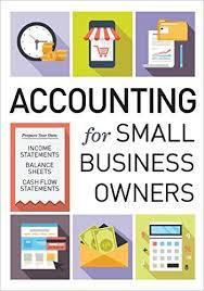 Accounting for Small Business Owners PDF Ebook poster