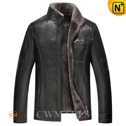 CWMALLS® Buenos Aires Leather Shearling Jacket CW857032[Made to Order, Multifunctional Jacket]