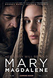 Mary Magdalene (2018) Movie poster