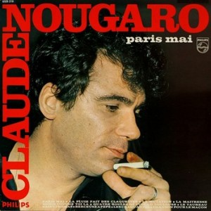 Paris Mai – claude Nougaro