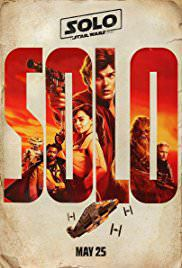 Solo A Star Wars Story 2018 Online HD banner