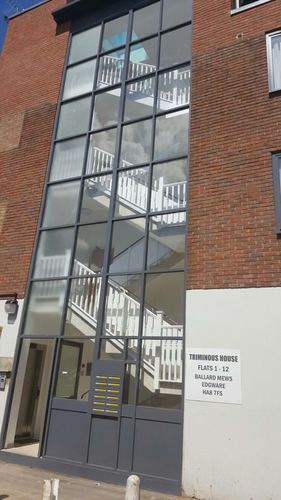 Curtain Walling Manufacturers in UK