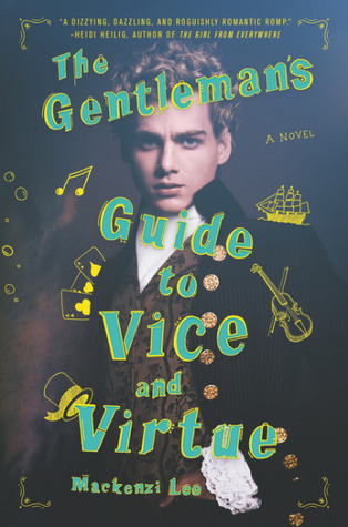The Gentleman's Guide to Vice and Virtue PDF eBook poster
