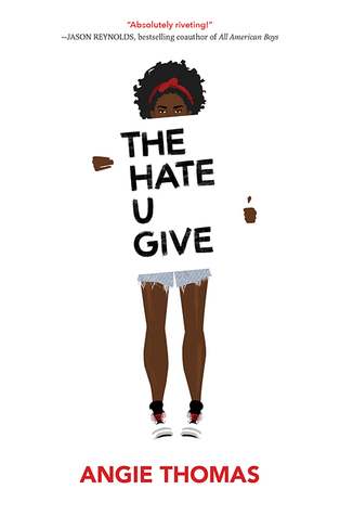 The Hate U Give by Angie Thomas PDF eBook HD cover
