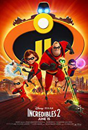 Incredibles 2 online Full Movie HD Poster