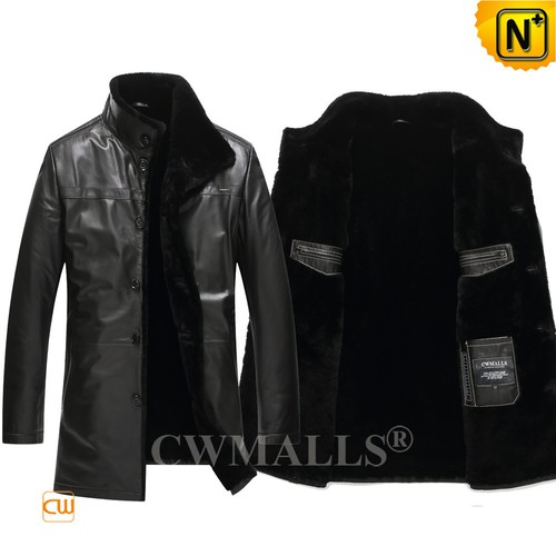 Multifunctional Coats | CWMALLS® Saransk Patented Shearling Coat CW808019 [2018 World Cup Series]