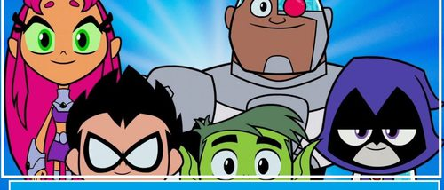 Come lets a watch a movie, together with the Teen Titan's! – L Fun 78