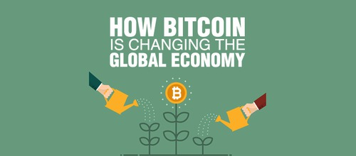 My recent How Bitcoin is Changing the Global Economy