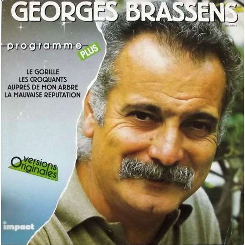 Nowplaying 🎵💖:  Georges Brassens - Le gorille