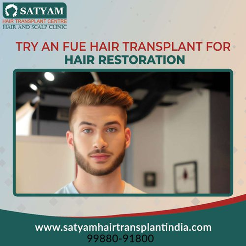 Best Hair Transplant FUE Surgery in Ludhiana