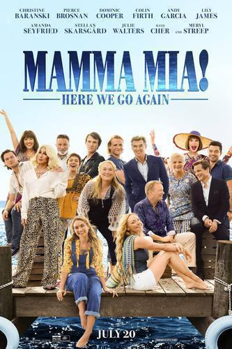 Mamma Mia Here We Go Again Movie