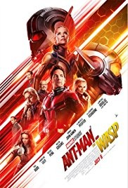 Ant-man and the Wasp 2018 amazing fight scenes poster