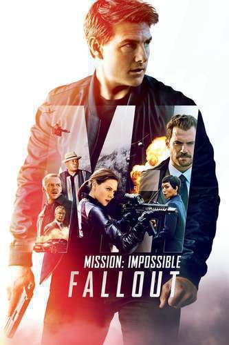 Mission Impossible Fallout Part 6 Movie