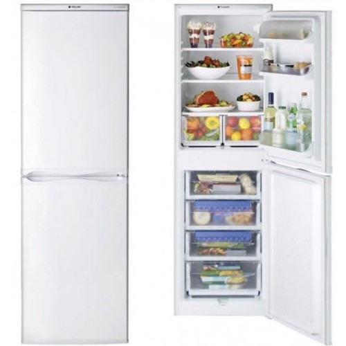 Buy Hotpoint RFAA52P 50/50 Ice Diamond Freestanding Fridge Freezer at Atlantic Electrics
