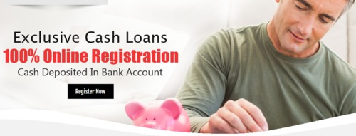 Personal Loans No Checking Account - Get Money Against This Account
