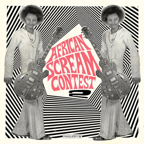 African Scream Contest : Tohon Stan - Dja dja dja