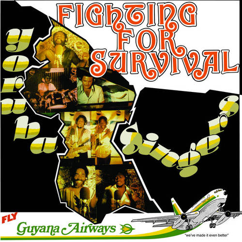 Yoruba singers - Fighting for Survival