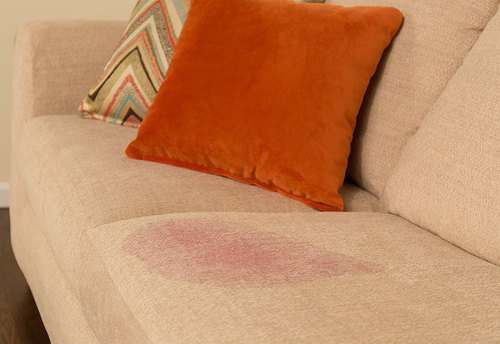 How to prevent the dust and grime from damaging the fabrics of the couch