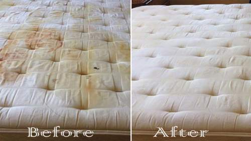 Perfect tips for the perfect mattress cleaning at home