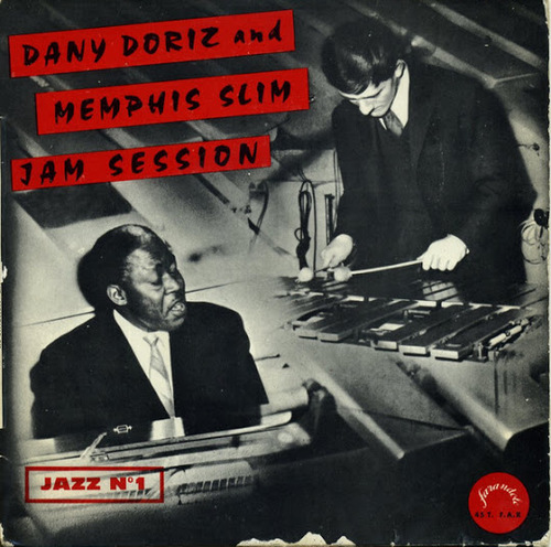 On aime 💖🎵 Dany DORIZ & Memphis SLIM : Jam session