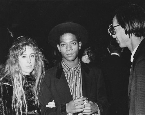 Jean-Michel Basquiat et Jennifer Goode