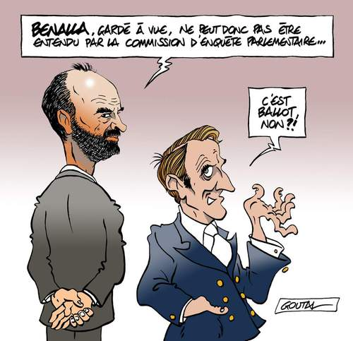 Dommage ...