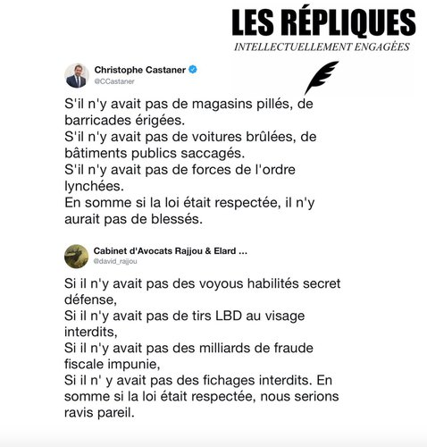 Si seulement si ...