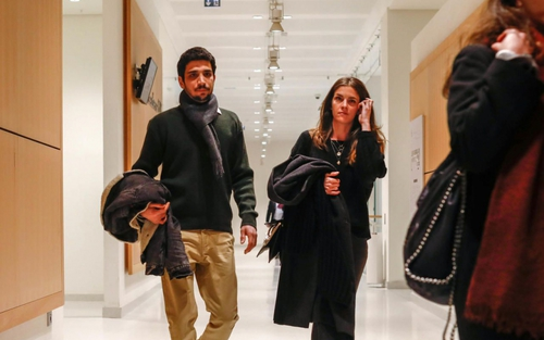 Affaire Benalla : 500 euros d'amende pour le couple de la Contrescarpe
