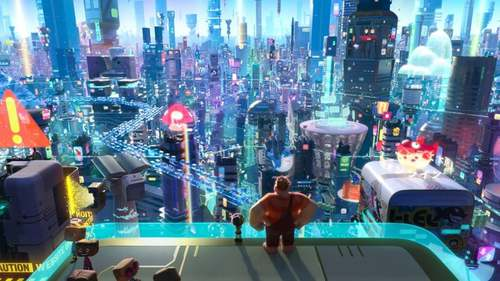 Ralph Breaks the Internet movie download sites