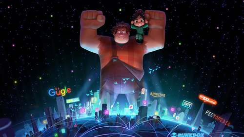 download Ralph Breaks the Internet movie full length