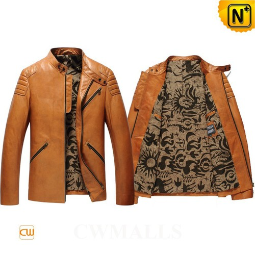 Custom Men Jackets | CWMALLS® Bern Mens Leather Bomber Jacket CW850403 [Custom Made]