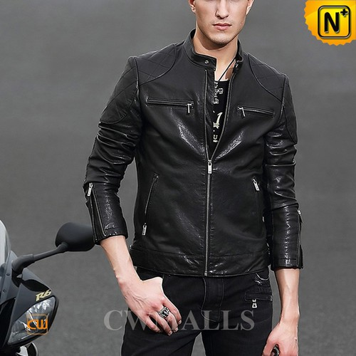 Made to Order Leather Jacket | Patented CW806036 | CWMALLS.COM