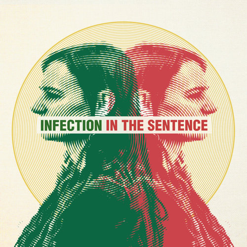 On aime 🎵💖 Infection in sentence
